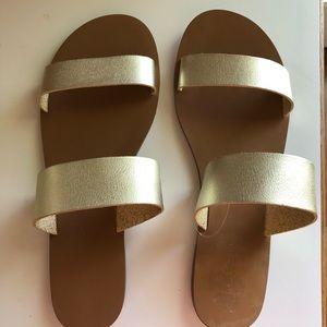 J crew sandals size 8- new